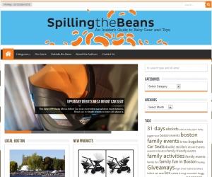 SpillingTheBean.net